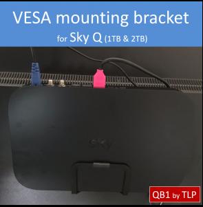 QB1-V +Qbox mounted