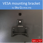 QB1-V mounted