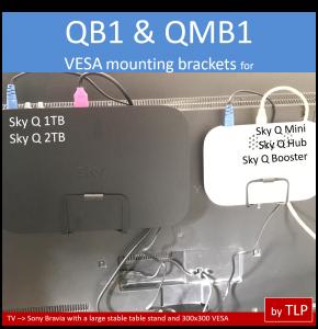 QB1+QMB1 mounted