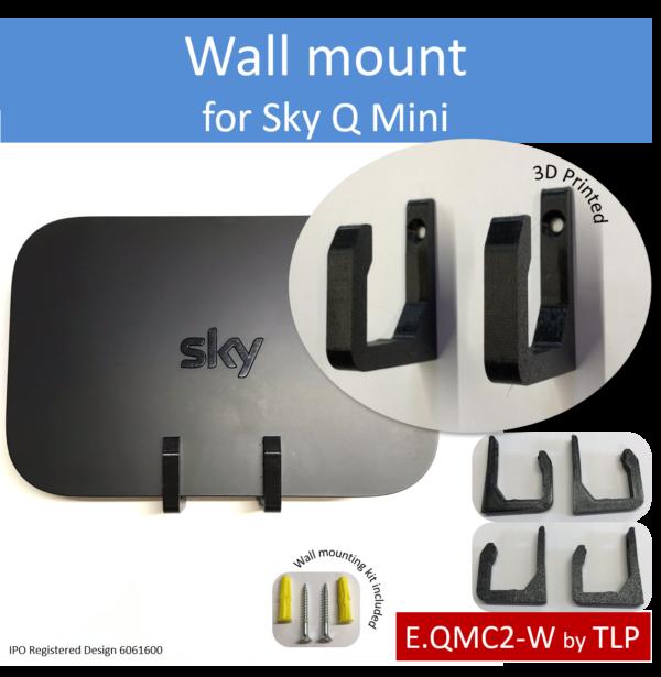 E.QMC2-W Mini Black Main Pic