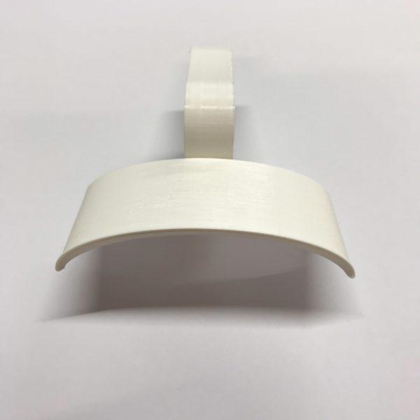 Example of HPS-SC in Ninja White colour