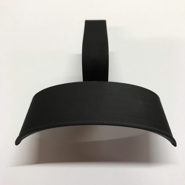 Example of HPS-SC in Boundless Black colour