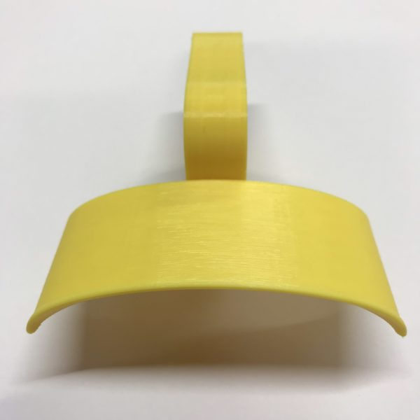 Example of HPS-SC in Just Yellow colour