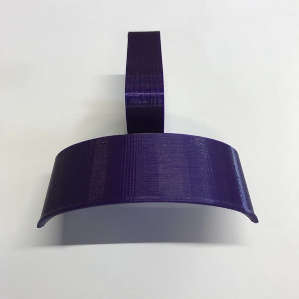 Example of HPS-SC in Deepest Purple colour