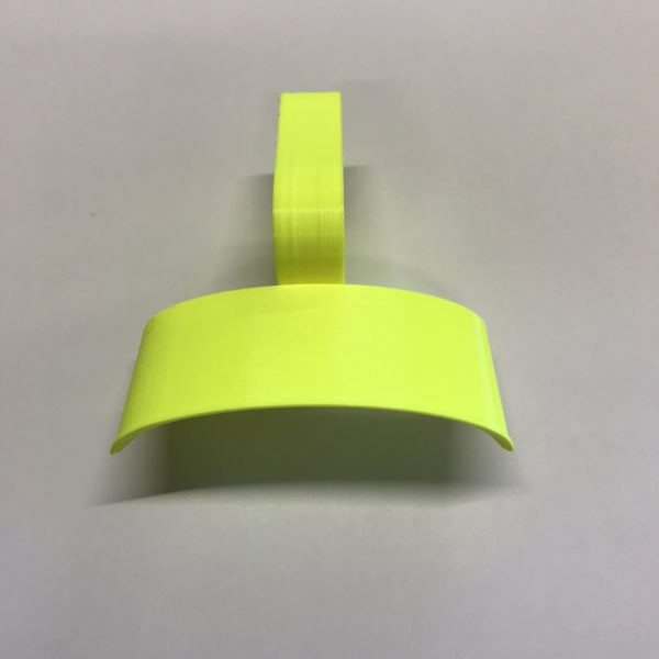 Example of HPS-SC in Very Yellow colour