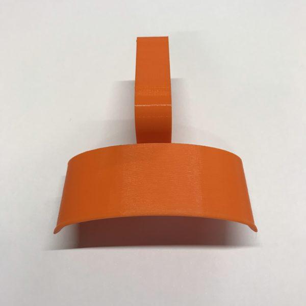 Example of HPS-SC in Tangy Orange colour