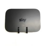E.QMC2-W for Sky Q Mini front view